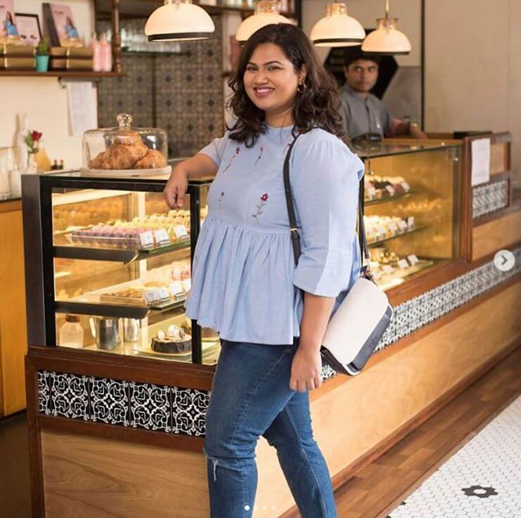 Pooja Dhingra young indian chef