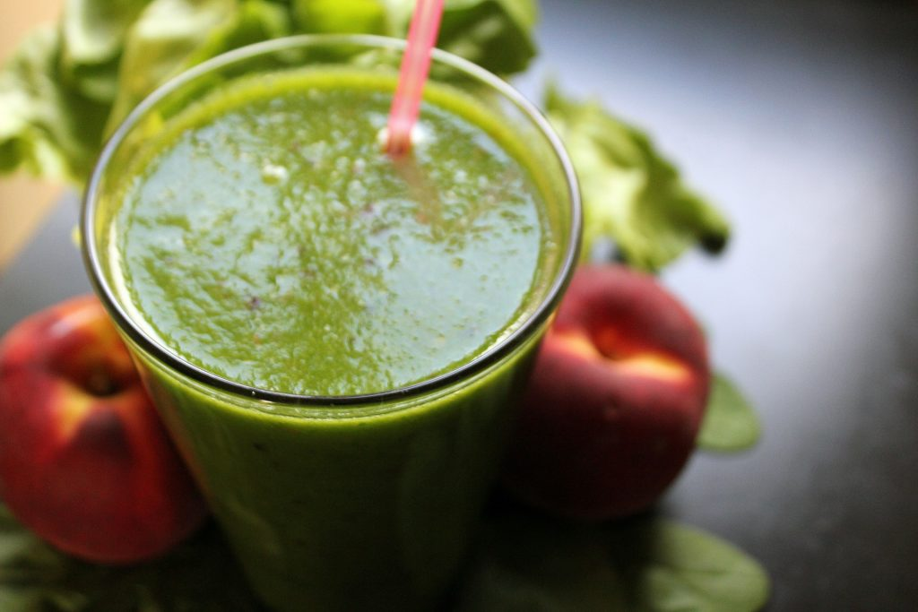 GREEN SMOOTHIE ON THE GO